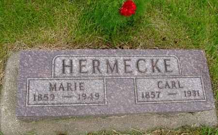 HERMECKE, CARL & MARIE - Ida County, Iowa | CARL & MARIE HERMECKE