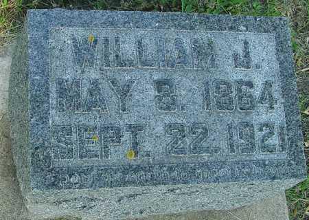 HEWITT, WILLIAM J. - Ida County, Iowa   WILLIAM J. HEWITT