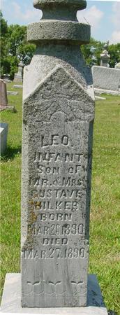 HILKER, LEO - Ida County, Iowa | LEO HILKER