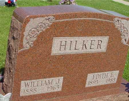 HILKER, WILLIAM & EDITH - Ida County, Iowa | WILLIAM & EDITH HILKER