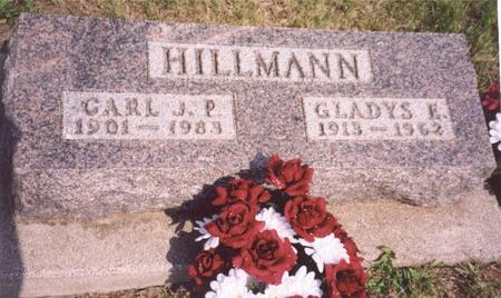 HILLMANN, CARL - Ida County, Iowa | CARL HILLMANN