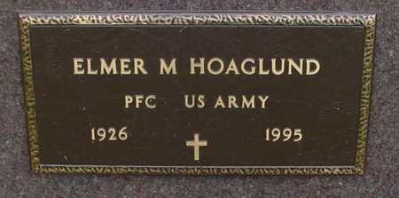 HOAGLUND, ELMER M. - Ida County, Iowa   ELMER M. HOAGLUND