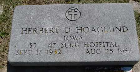 HOAGLUND, HERBERT D. - Ida County, Iowa | HERBERT D. HOAGLUND