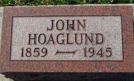 HOAGLUND, JOHN - Ida County, Iowa   JOHN HOAGLUND