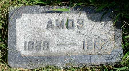 HOECK, AMOS - Ida County, Iowa | AMOS HOECK