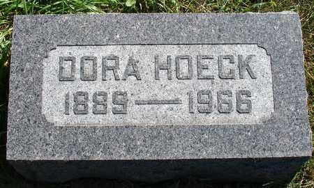 HOECK, DORA - Ida County, Iowa | DORA HOECK