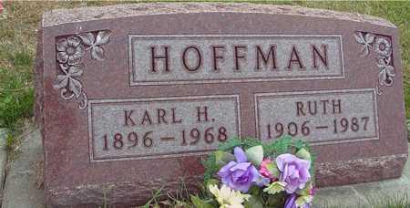 HOFFMAN, KARL & RUTH - Ida County, Iowa | KARL & RUTH HOFFMAN