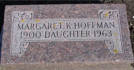 HOFFMAN, MARGARET K. - Ida County, Iowa | MARGARET K. HOFFMAN