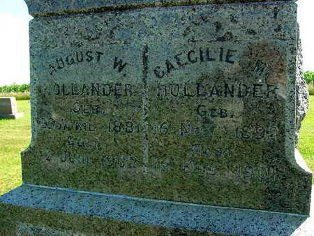 HOLLANDER, AUGUST & CAECILIE - Ida County, Iowa | AUGUST & CAECILIE HOLLANDER