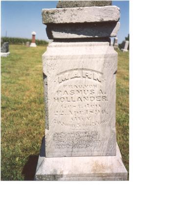 HOLLANDER, MARN - Ida County, Iowa | MARN HOLLANDER