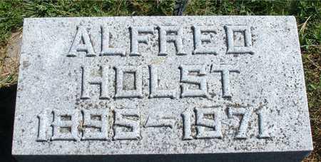 HOLST, ALFRED - Ida County, Iowa | ALFRED HOLST