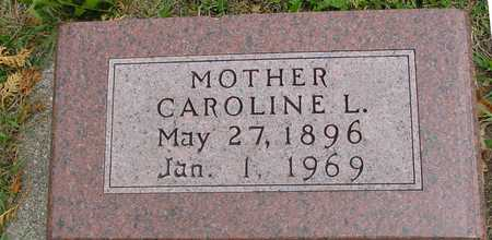 HOLST, CAROLINE L. - Ida County, Iowa | CAROLINE L. HOLST