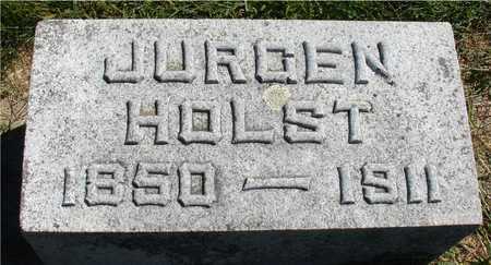 HOLST, JURGEN - Ida County, Iowa | JURGEN HOLST