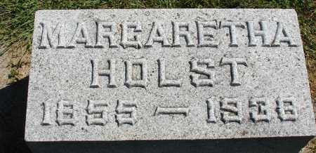 HOLST, MARGRETHA - Ida County, Iowa | MARGRETHA HOLST