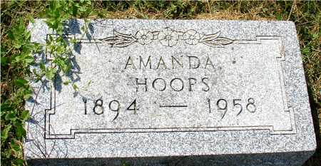 HOOPS, AMANDA - Ida County, Iowa | AMANDA HOOPS