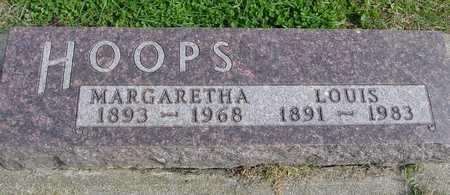 HOOPS, LOUIS &MARGARETHA - Ida County, Iowa | LOUIS &MARGARETHA HOOPS