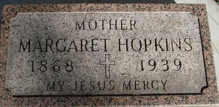 HOPKINS, MARGARET - Ida County, Iowa   MARGARET HOPKINS