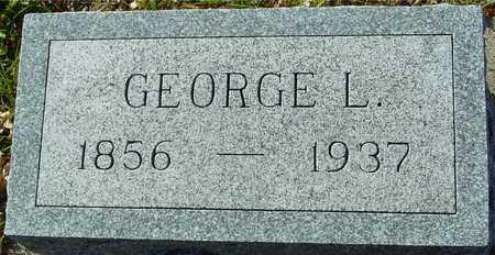 HORN, GEORGE L. - Ida County, Iowa | GEORGE L. HORN