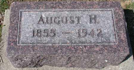 HORSTMAN, AUGUST H. - Ida County, Iowa | AUGUST H. HORSTMAN