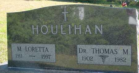 HOULIHAN, THOMAS & LORETTA - Ida County, Iowa | THOMAS & LORETTA HOULIHAN