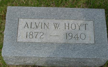 HOYT, ALVIN W. - Ida County, Iowa | ALVIN W. HOYT