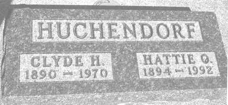 HUCHENDORF, CLYDE & HATTIE - Ida County, Iowa | CLYDE & HATTIE HUCHENDORF
