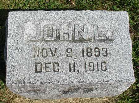 HUENECKE, JOHN L. - Ida County, Iowa   JOHN L. HUENECKE