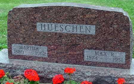 HUESCHEN, MAX & MARTHA - Ida County, Iowa | MAX & MARTHA HUESCHEN