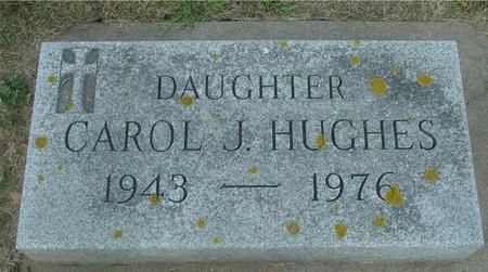 HUGHES, CAROL J. - Ida County, Iowa | CAROL J. HUGHES