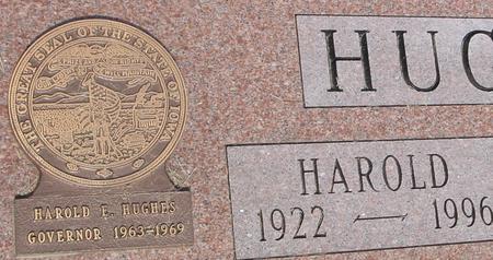 HUGHES, HAROLD - Ida County, Iowa   HAROLD HUGHES
