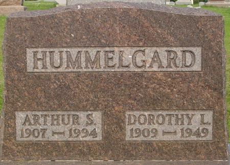 HUMMELGARD, ARTHUR S. - Ida County, Iowa   ARTHUR S. HUMMELGARD