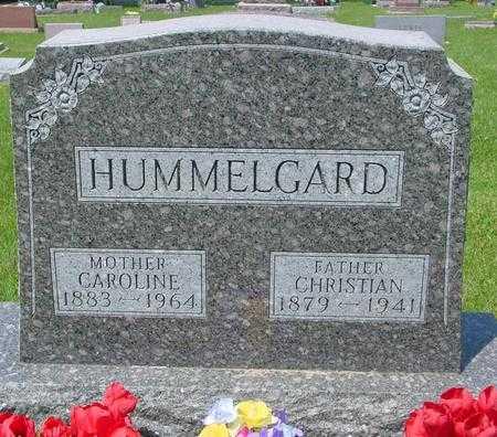 HUMMELGARD, CHRISTIAN - Ida County, Iowa   CHRISTIAN HUMMELGARD