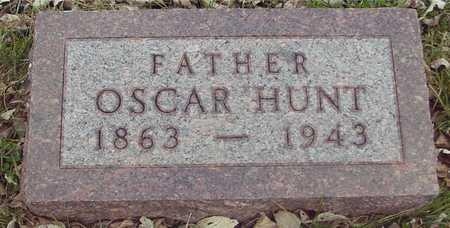 HUNT, OSCAR - Ida County, Iowa | OSCAR HUNT
