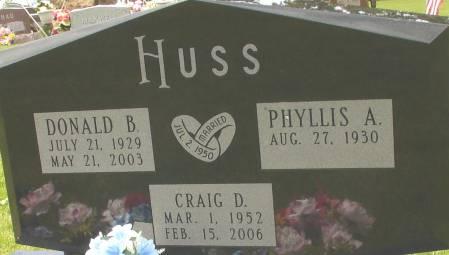 HUSS, CRAIG D. - Ida County, Iowa | CRAIG D. HUSS