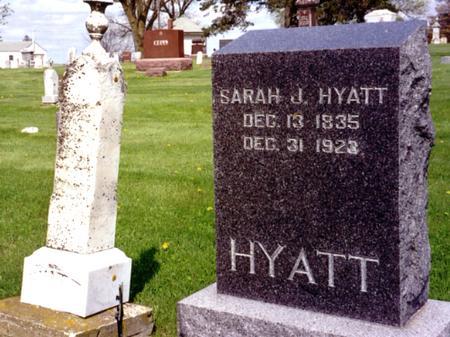 HYATT, SARAH - Ida County, Iowa | SARAH HYATT
