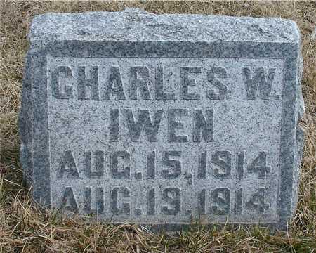 IWEN, CHARLES W. - Ida County, Iowa | CHARLES W. IWEN