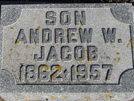 JACOB, ANDREW W. - Ida County, Iowa   ANDREW W. JACOB