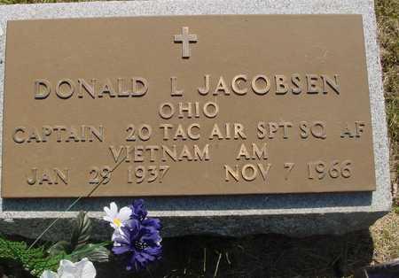 JACOBSEN, DONALD L. - Ida County, Iowa | DONALD L. JACOBSEN