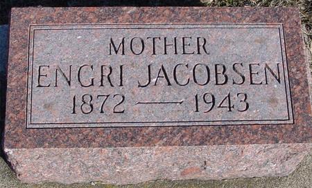 JACOBSEN, ENGRI - Ida County, Iowa   ENGRI JACOBSEN