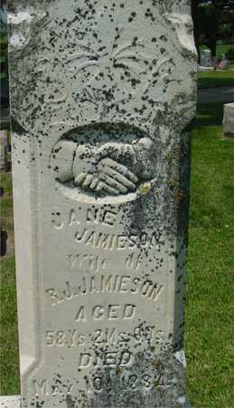 JAMIESON, JANE - Ida County, Iowa | JANE JAMIESON