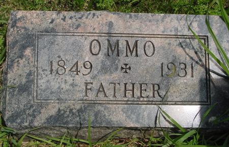JANSSEN, OMMO - Ida County, Iowa | OMMO JANSSEN