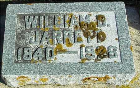JARRETT, WILLIAM B. - Ida County, Iowa | WILLIAM B. JARRETT