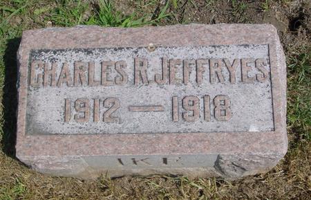 JEFFRYES, CHARLES R. - Ida County, Iowa | CHARLES R. JEFFRYES