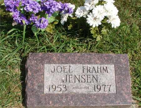 FRAHM JENSEN, JOEL - Ida County, Iowa | JOEL FRAHM JENSEN
