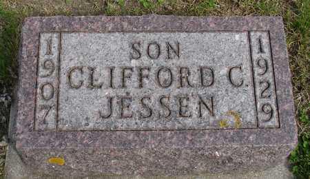 JESSEN, CLIFFORD C. - Ida County, Iowa | CLIFFORD C. JESSEN