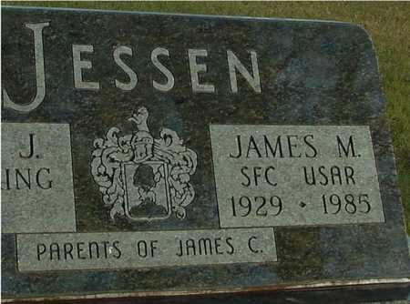 JESSEN, JAMES M. - Ida County, Iowa | JAMES M. JESSEN