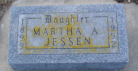 JESSEN, MARTHA A. - Ida County, Iowa | MARTHA A. JESSEN