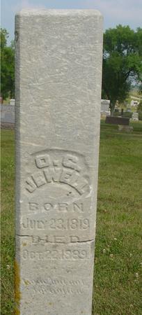 JEWELL, O. G. - Ida County, Iowa | O. G. JEWELL