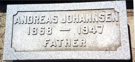 JOHANNSEN, ANDREAS - Ida County, Iowa | ANDREAS JOHANNSEN