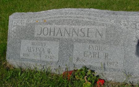 JOHANNSEN, CARL R. - Ida County, Iowa | CARL R. JOHANNSEN